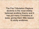 The Rapture And The Great Tribulation Part 1