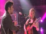 Crystal Bowersox And Lee DeWyze:  Falling Slowly (American Idol 2010 Top 4)