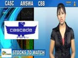 (CASC, AMSWA, CBB) CRWENewswire Stocks to Watch for Friday Dec. 02, 2011