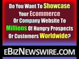 eBizNewswire.com :- Free Advertising + Free Traffic for your website or business!