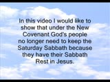 The Sabbath Rest