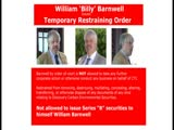 CEO of EQCO2, Inc (CLNO) Billy Barnwell is NOT Allowed to Conduct Any Business on Behalf of Cleantech Transit